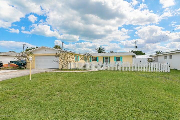1262 Seminole Drive, Indian Harbour Beach, FL 32937