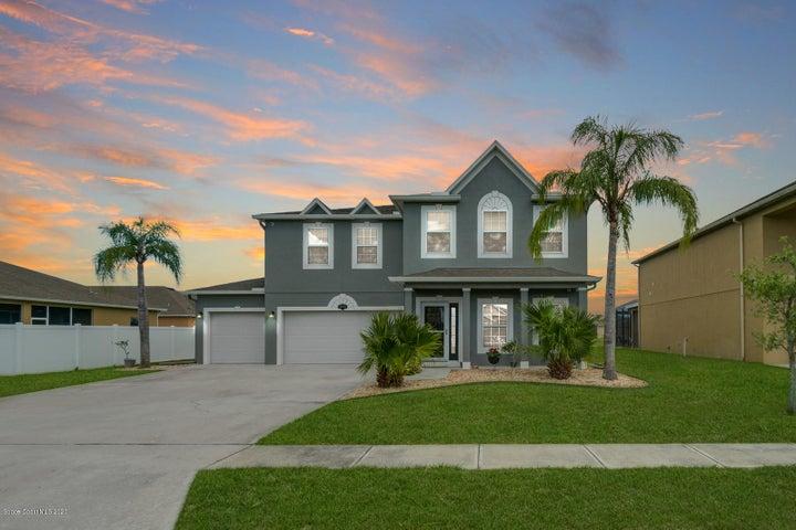 3614 Burdock Avenue, West Melbourne, FL 32904