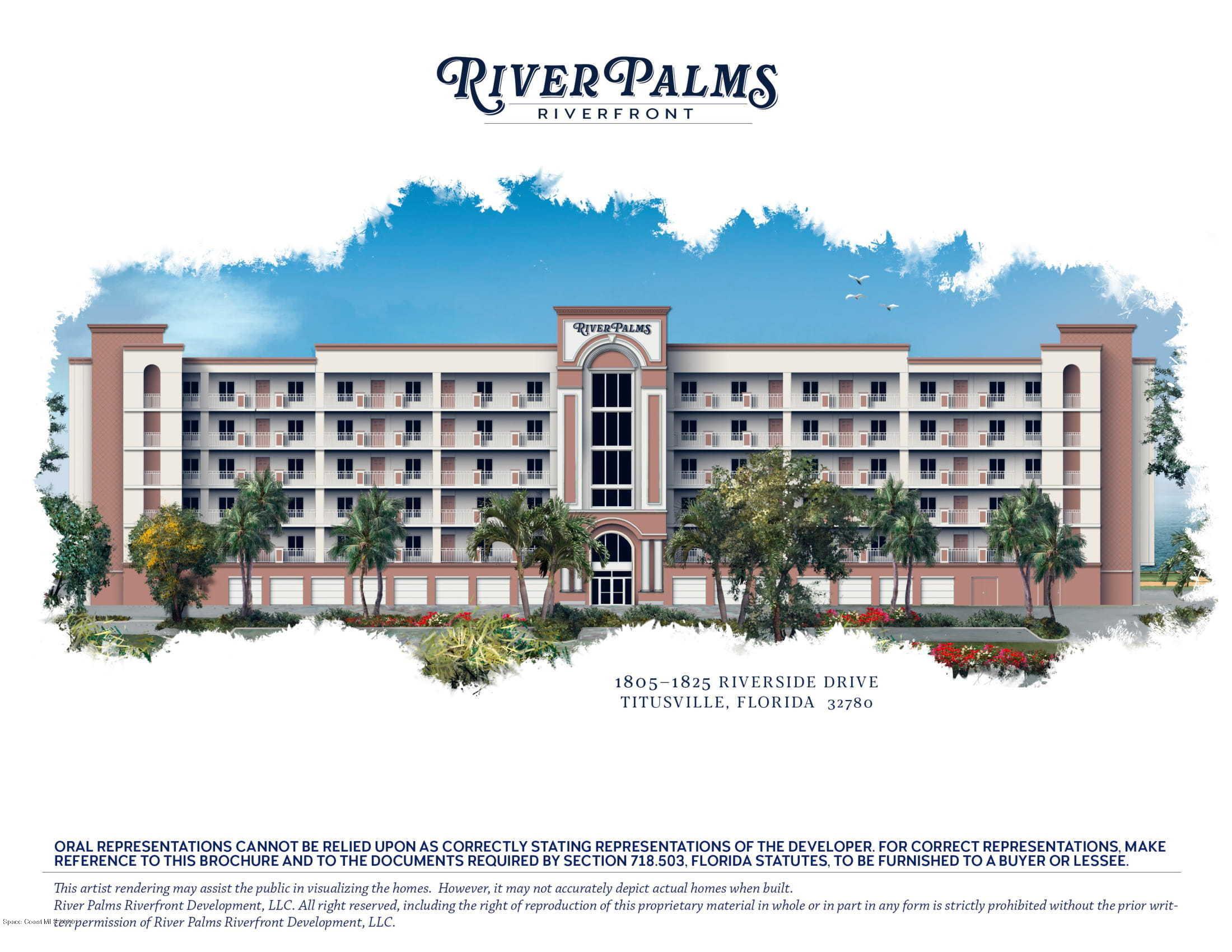 1825 Riverside Drive, 304, Titusville, FL 32780