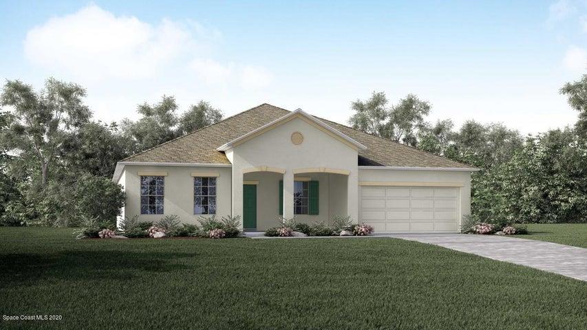 632 Seven Gables Circle SE, Palm Bay, FL 32909