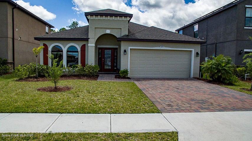 1153 Musgrass Circle, West Melbourne, FL 32904