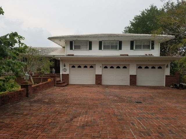 Front View From Driveway