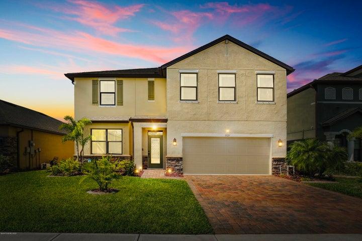 1124 Musgrass Circle, West Melbourne, FL 32904