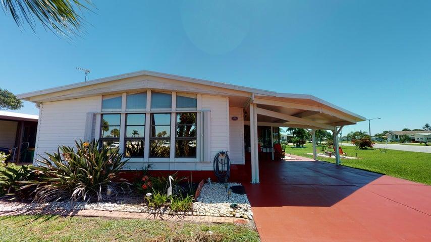 1481 Barefoot Circle, Barefoot Bay, FL 32976
