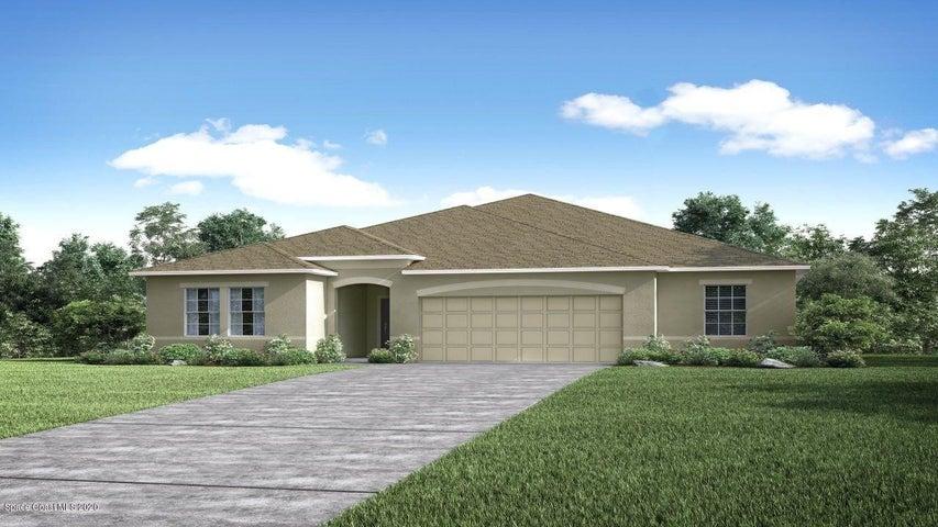 4553 Celestial Drive, Grant Valkaria, FL 32949