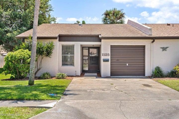 1125 Steven Patrick Avenue, Indian Harbour Beach, FL 32937