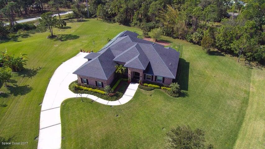 5646 Wood Stork Lane, Grant Valkaria, FL 32949