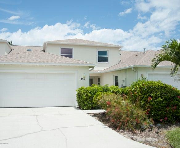253 Coastal Hill Drive, Indian Harbour Beach, FL 32937