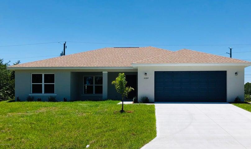3084 Toulon Road SE, Palm Bay, FL 32909