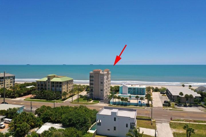 2485 S Atlantic Avenue, 201, Cocoa Beach, FL 32931