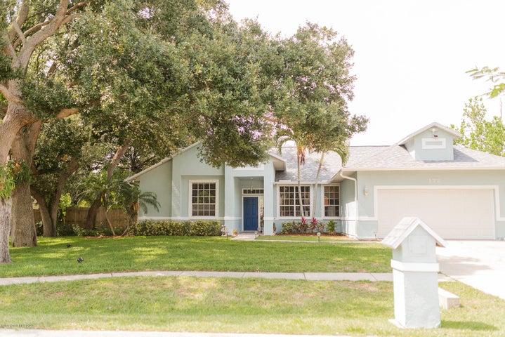 172 Oak Grove Lane, Merritt Island, FL 32952
