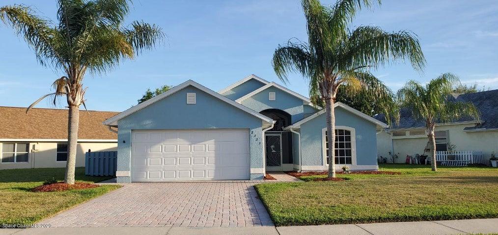 2323 Addington Circle, Rockledge, FL 32955
