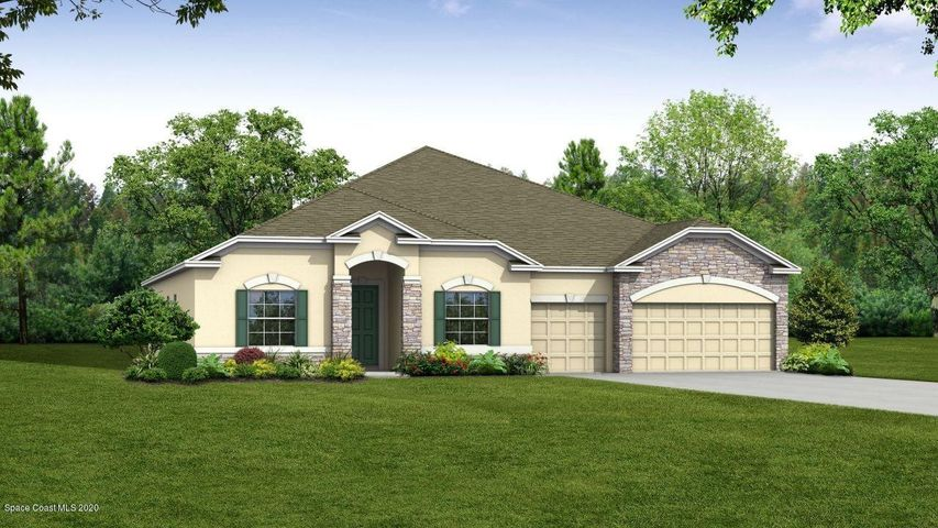 4960 Hebron Drive, Merritt Island, FL 32953