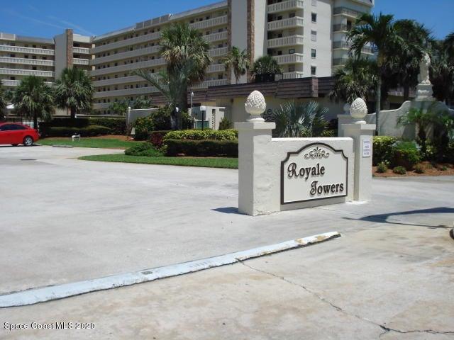 1860 N Atlantic Avenue, B-606, Cocoa Beach, FL 32931