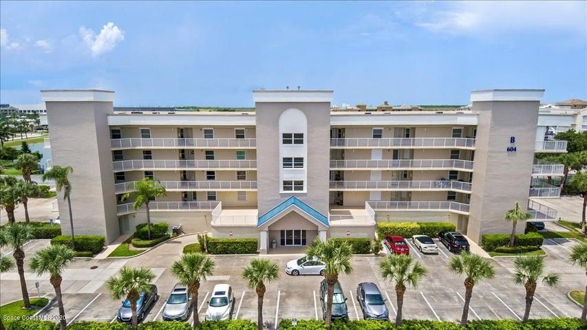 604 Shorewood Drive, 201, Cape Canaveral, FL 32920