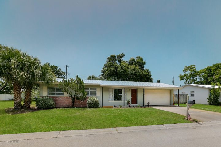 1207 Cheyenne Drive, Indian Harbour Beach, FL 32937