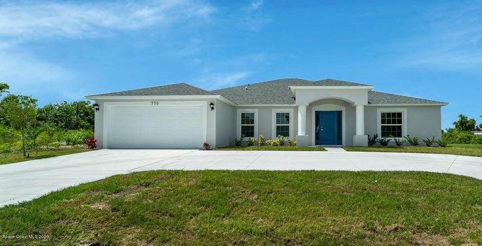 770 Frisco Street SE, Palm Bay, FL 32909