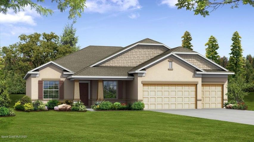 4338 Lago Vista Drive, Micco, FL 32976