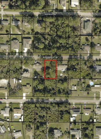 1658 Burgandy Street SE, Palm Bay, FL 32909