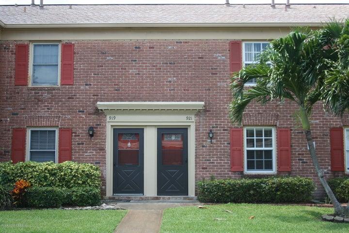 921 N Colonial Court, 30, Indian Harbour Beach, FL 32937