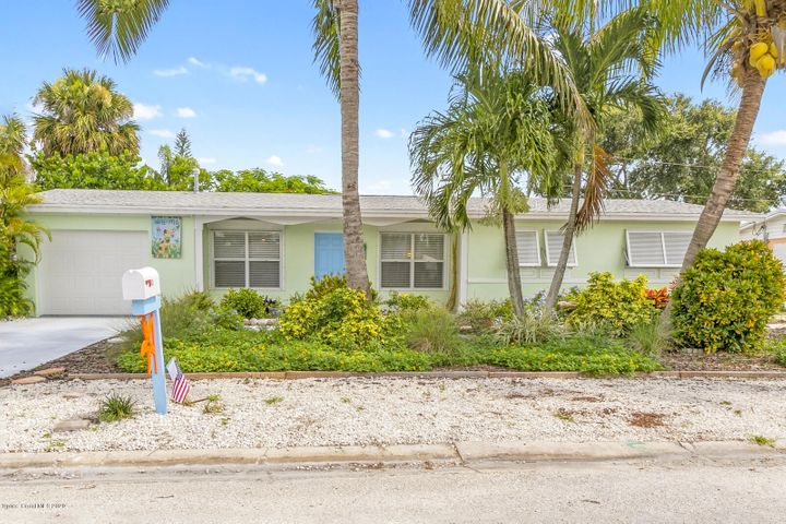 421 S Neptune Drive S, Satellite Beach, FL 32937