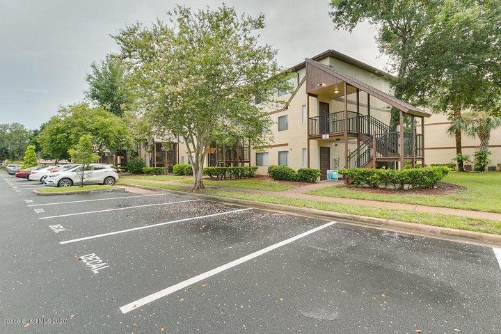 7801 Maplewood Drive, 917, West Melbourne, FL 32904