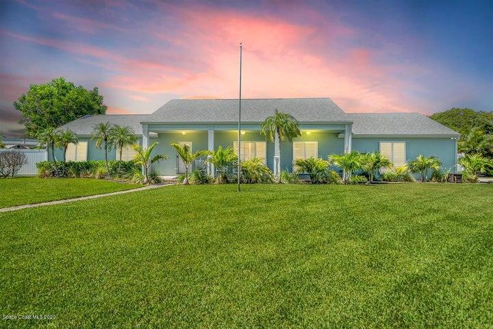 1742 Bay Shore Drive, Cocoa Beach, FL 32931