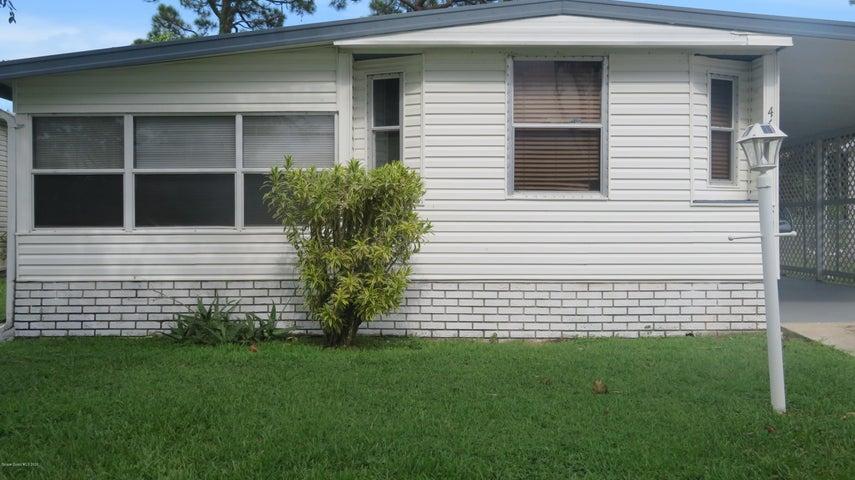 466 Marlin Circle, Barefoot Bay, FL 32976