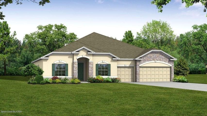 4950 Hebron Drive, Merritt Island, FL 32953