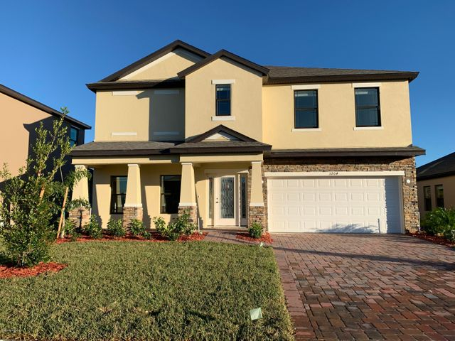 3441 Whimsical Circle, Rockledge, FL 32955