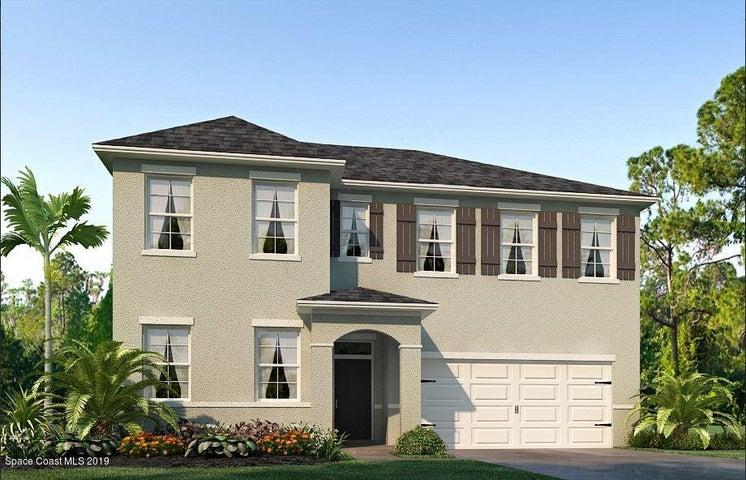 4487 Broomsedge Circle, West Melbourne, FL 32904