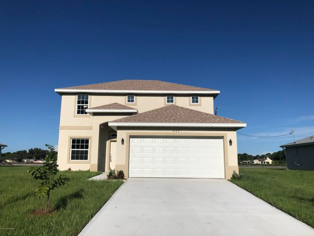 927 Sable Circle SE, Palm Bay, FL 32909