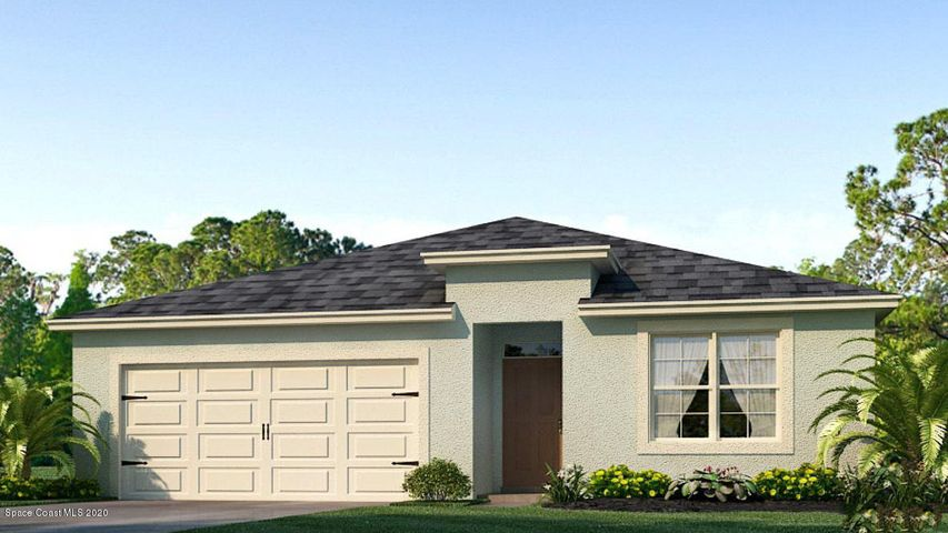 1691 Palatka Road SE, Palm Bay, FL 32909