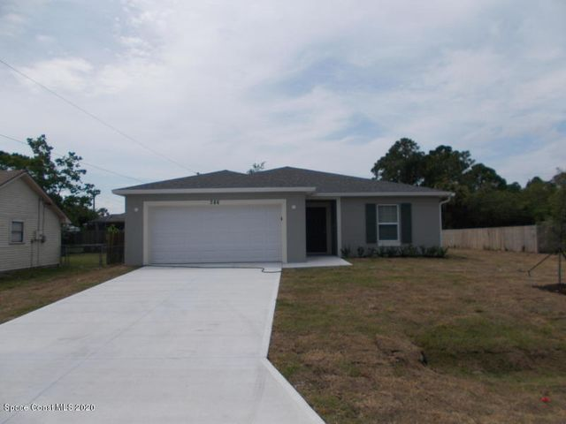 1167 Tarleton Street SE, Palm Bay, FL 32909
