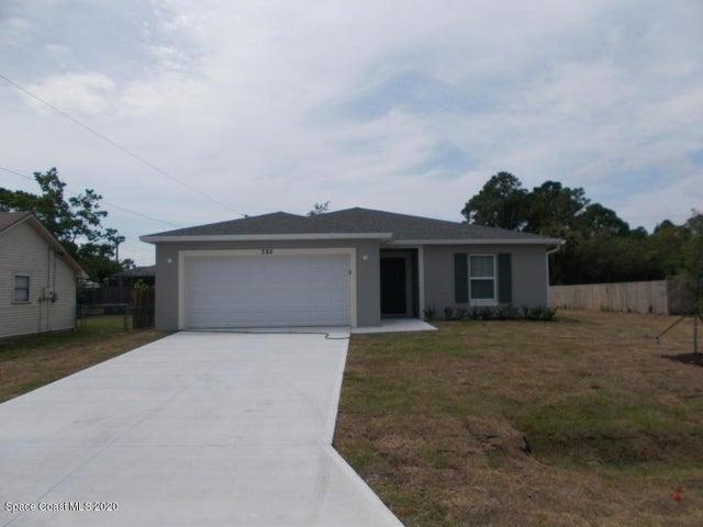 1466 Paley Circle SE, Palm Bay, FL 32909