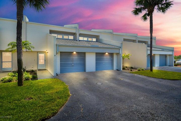 810 Poinsetta Drive, 9, Indian Harbour Beach, FL 32937