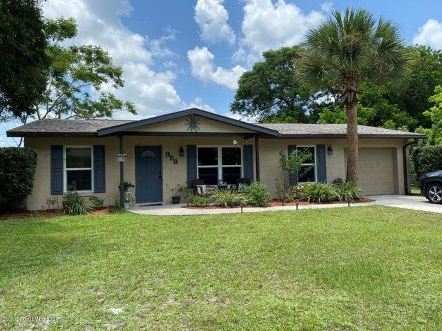 958 SE Raleigh Road SE, Palm Bay, FL 32909