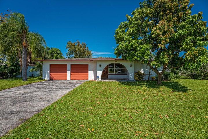 1656 Wavecrest Street, Merritt Island, FL 32952