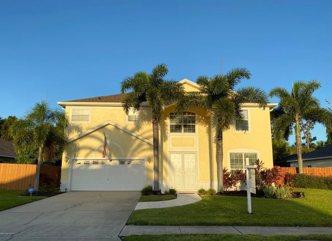 446 Stonehenge Circle, Rockledge, FL 32955