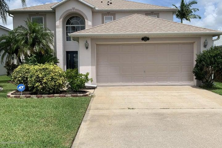 3876 La Flor Drive, Rockledge, FL 32955