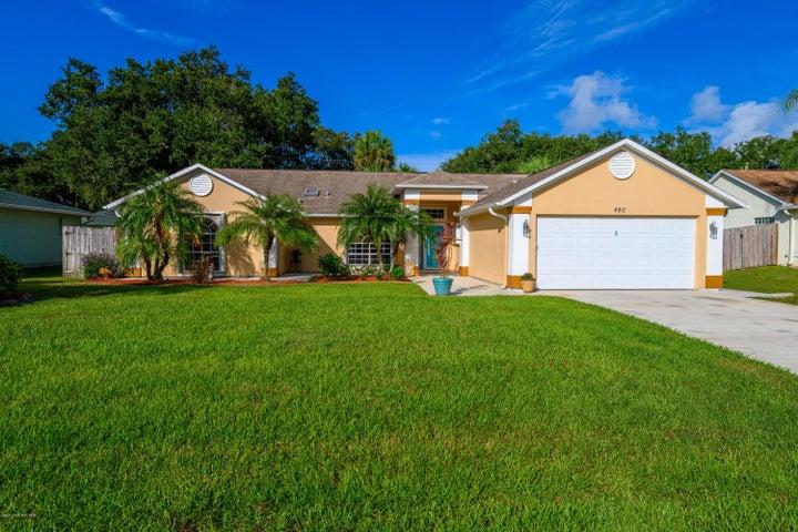 480 Golden Dove Avenue NE, Palm Bay, FL 32907
