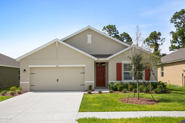 290 Forest Trace Circle, Titusville, FL 32780