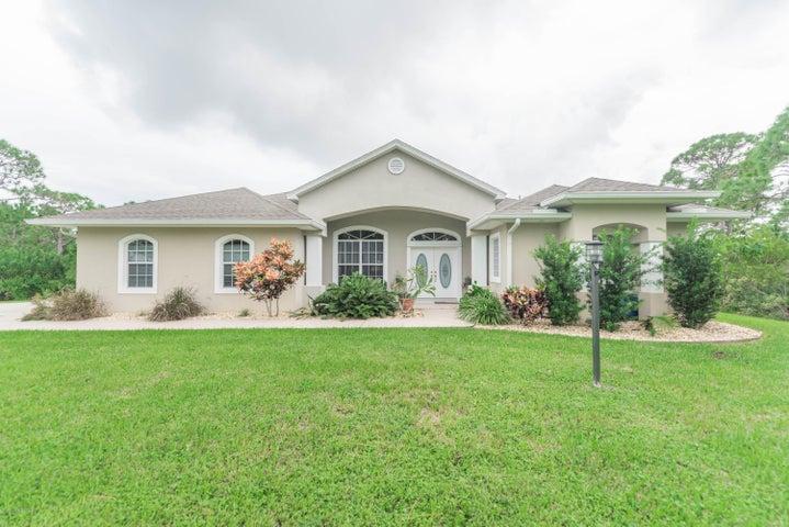 4545 Celestial Drive, Grant Valkaria, FL 32949