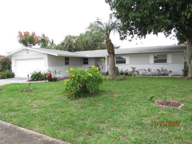 205 Mindy Avenue, Merritt Island, FL 32953