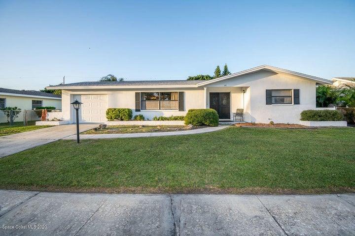 140 Skylark Avenue, Merritt Island, FL 32953