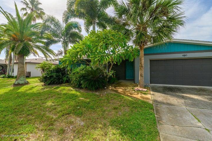 480 Kale Street, Satellite Beach, FL 32937