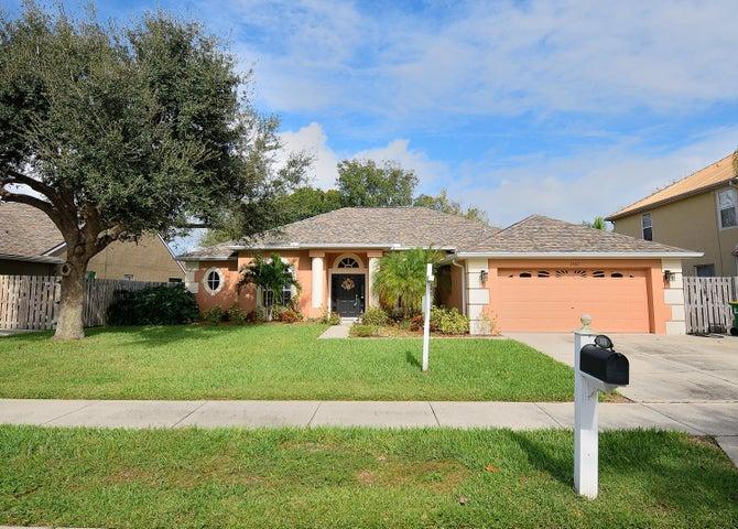 1360 Sanibel Lane, Merritt Island, FL 32952