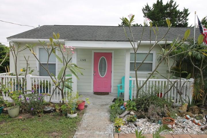 1248 Robin Drive, Merritt Island, FL 32952