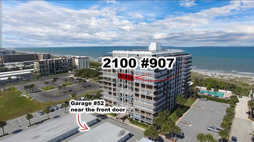 2100 N Atlantic Avenue, 907, Cocoa Beach, FL 32931