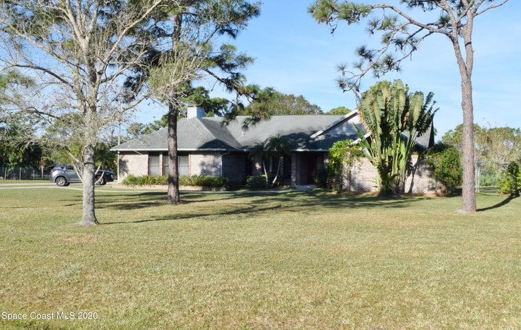 3980 Miller Lane, Grant Valkaria, FL 32950